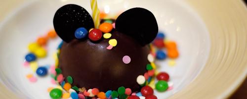 Disney Dessert