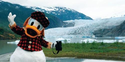 donald duck alaska