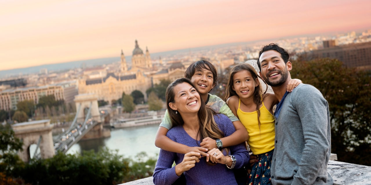 adventures by disney europe danube river cruise itinerary